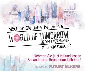 World of Tomorrow bezahlte Umfragen